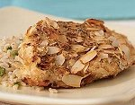 Almond Crusted Chicken - Healthy Eating Recipes
