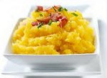 Buttered Swede with Crispy Bacon - Healthy Eating Recipes