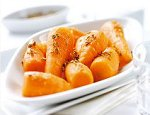 Chantenay Carrots in Cumin and Coriander Butter - Healthy Eating Recipes