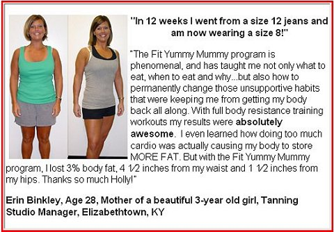 Flat Stomach After Pregnancy Testimonial