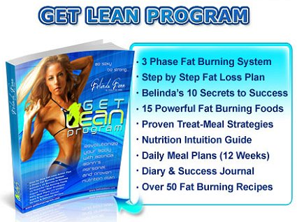 Get Lean Program - Fat Burning Diet