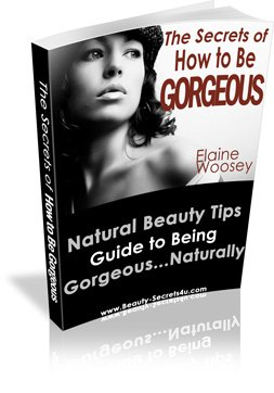 How to Be Gorgeous eBook Cover