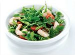 King Prawns and rocket salad - Healthy Eating Recipes