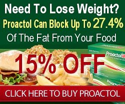 Natural Weight Loss with Proactol
